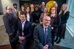 Blacks Solicitors celebrates success of corporate and commercial team