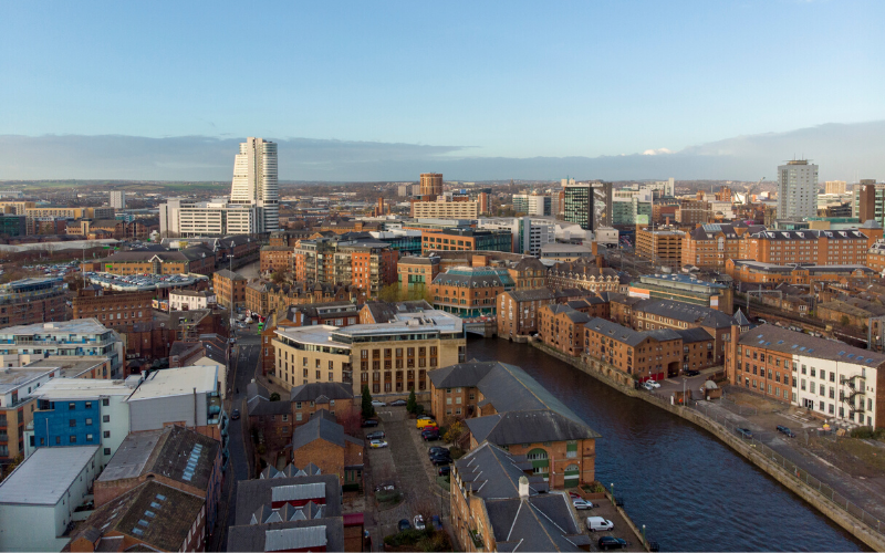 Commercial firm Square One Law arrives in Leeds