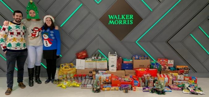 Walker Morris secures new premises for Leeds North and West Foodbank