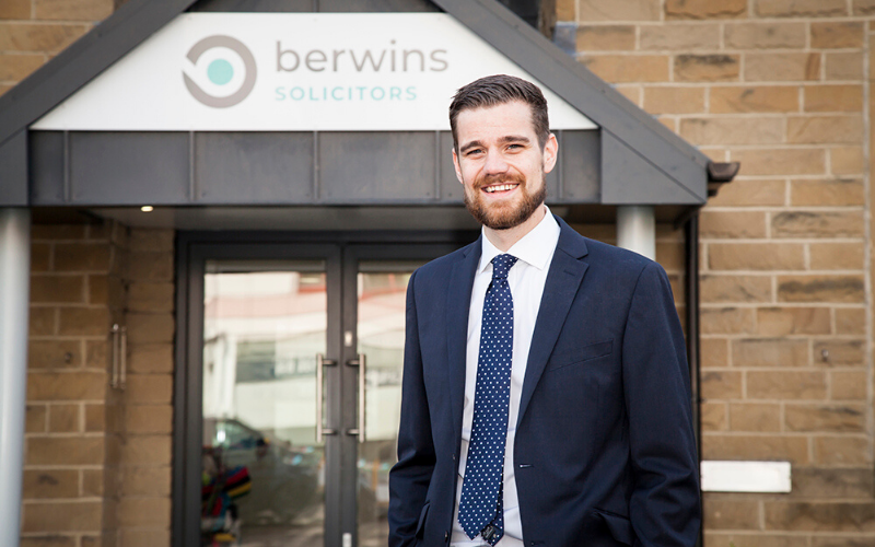 Berwins commits to supporting carers