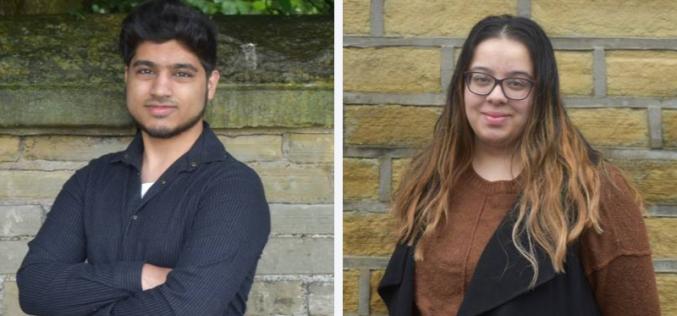 Two Leeds Beckett students awarded new Halifax Law Society scholarship
