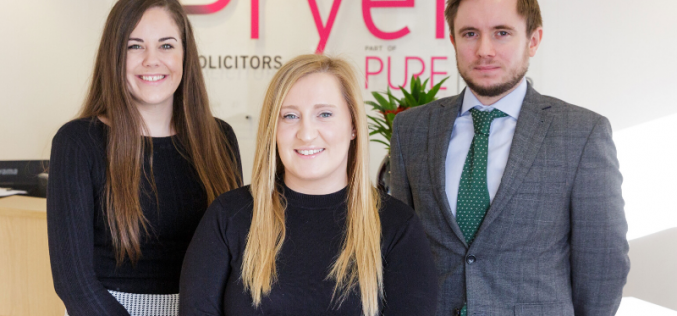 Two Pryers trainees become solicitors despite lockdown