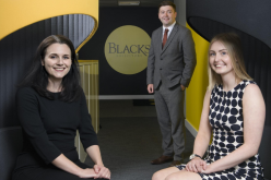Blacks offers training contracts to three paralegals