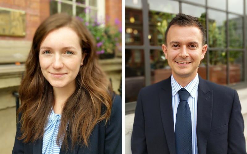 Wrigleys trainees qualify into charity and social economy team