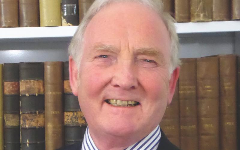 David Barraclough joins Law Society council
