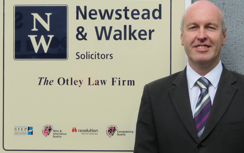 Newstead & Walker promotes private client solicitor