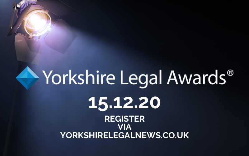 Meet the finalists of the Yorkshire Legal Awards 2020