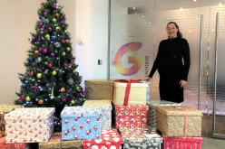 Gordons donates 70 festive hampers to Age UK Bradford District