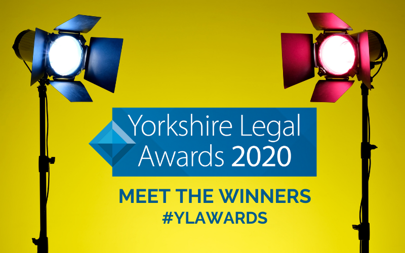 Yorkshire Legal Awards 2020 - Meet the winners