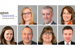 Lupton Fawcett promotes seven to associate