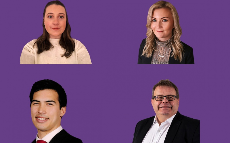 Clarion expands specialist construction team with three appointments