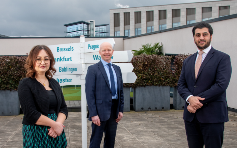 Squire Patton Boggs promotes two Leeds lawyers