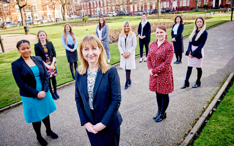 Switalskis Solicitors looks to the future with new trainee appointments