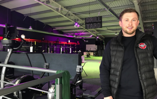 Wake Smith helps Sheffield fitness firm expand