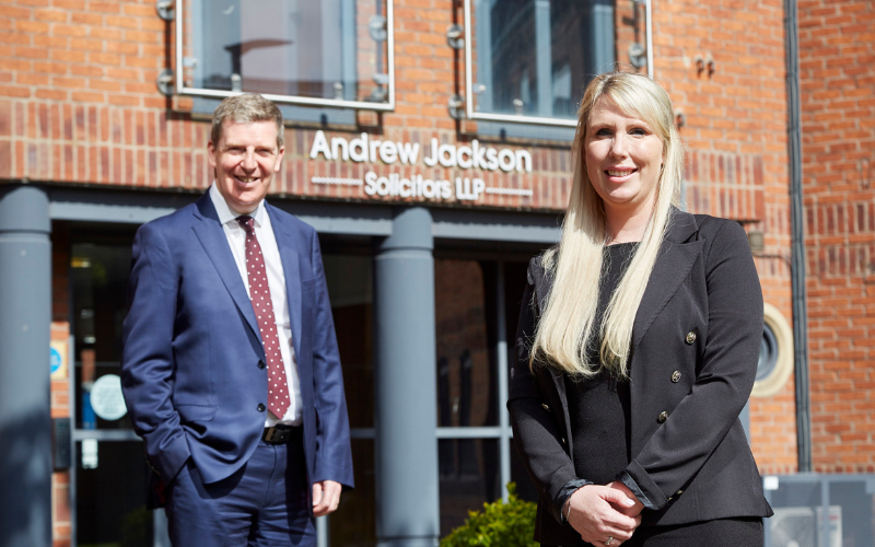 Andrew Jackson strengthens private client team