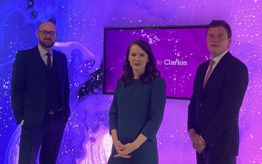 Clarion strengthens banking and finance team with two appointments