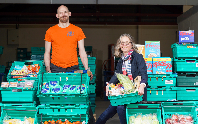Lupton Fawcett helps secure future of Sheffield's Food Works
