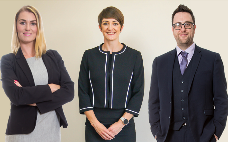 JWP Solicitors appoints three new directors to board