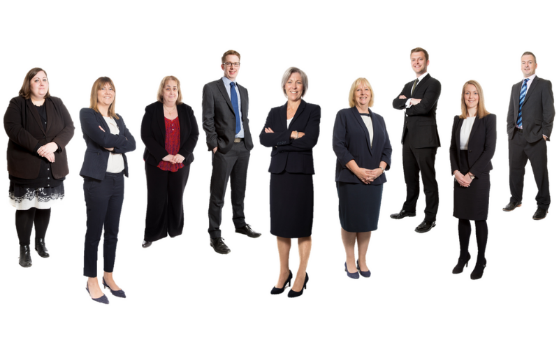 Nine earn promotions at Ramsdens