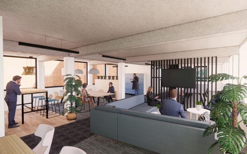 Parklane Plowden plans refurbishment of Leeds city centre premises