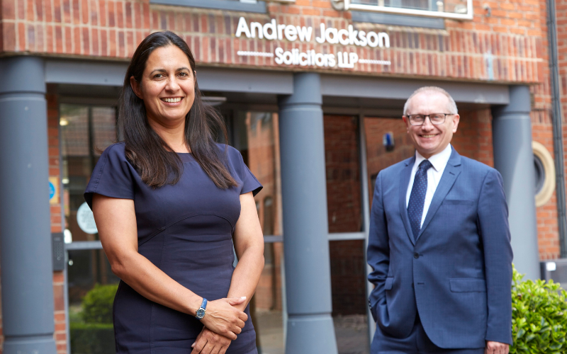 Andrew Jackson appoints new associate to litigation and dispute resolution team