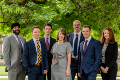 Blacks Solicitors celebrates success of holiday and home parks team