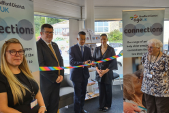Gordons supports launch of new Bradford community hub with £15,000 of fundraising