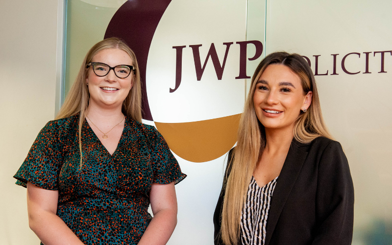 JWP Solicitors builds for the future with two new trainees