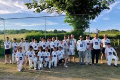 Sheffield's MD Law boosts Derbyshire grassroots cricket