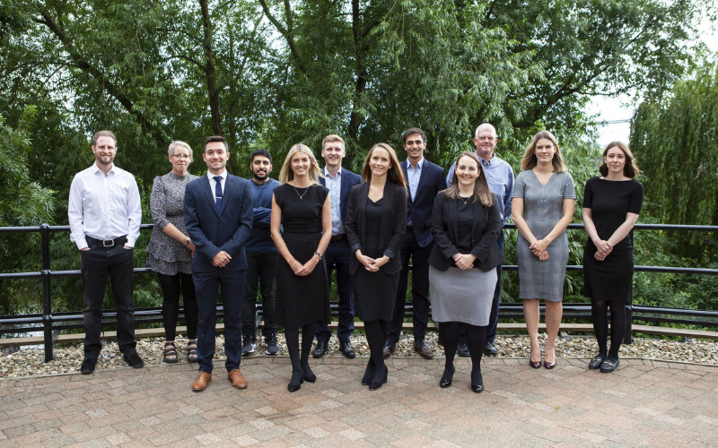 Gordons appoints five new solicitors