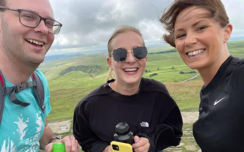 Wake Smith solicitors take on Yorkshire Three Peaks Challenge for charity