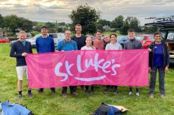 Wake Smith team conquer Yorkshire Three Peaks Challenge